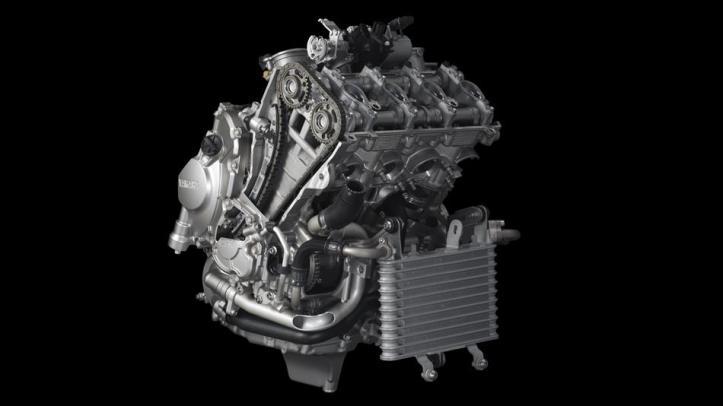 YZF R1 2015 Engine