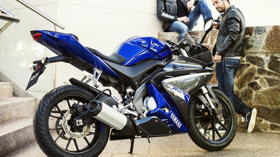 DAFTAR HARGA MOTOR YAMAHA YZF R125   Yamaha Motor