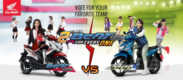 All New Honda Beat ESP & Beat POP
