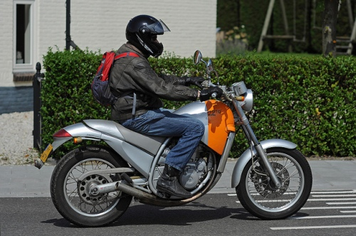 Aprilia Moto 6.5 Ride