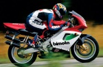Bimota V-Due Ride
