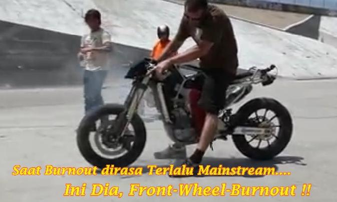 Burnout Front Wheel Main