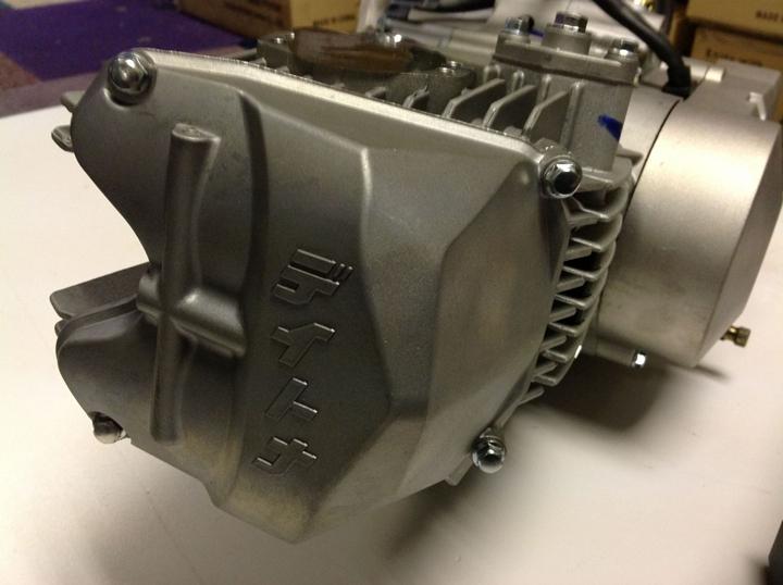 Daytona Anima 150 3
