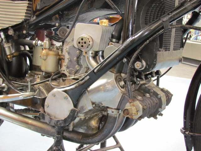 Gilera Rondine Four Engine 2