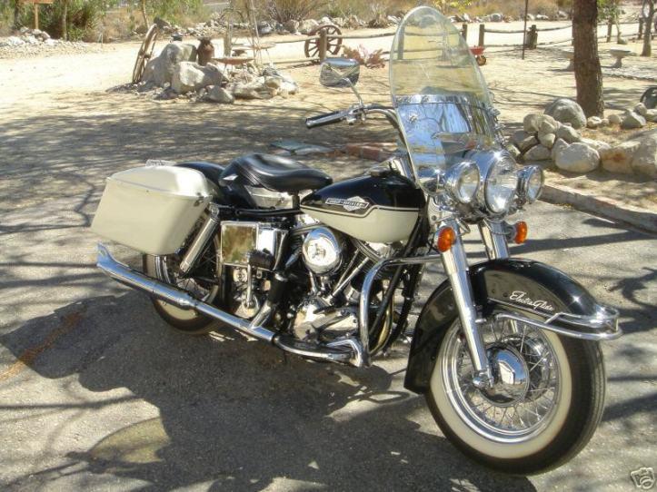 Harley Davidison Electra Glide 2