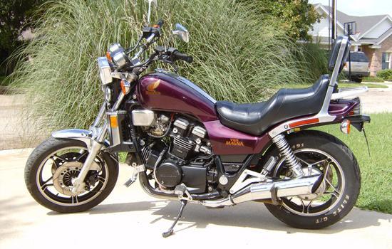 Honda Magna 750 18