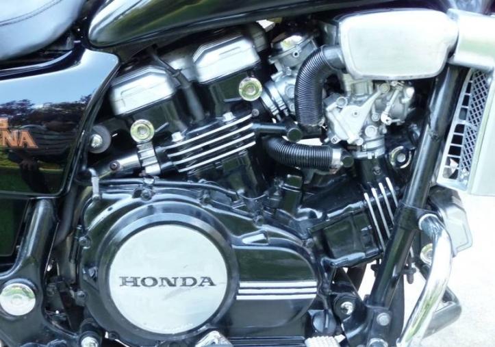 Honda Magna 750 8