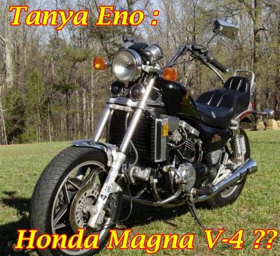 Honda Magna 750 Main