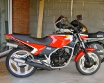 Honda MVX 250F 11