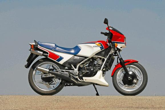 Honda MVX 250F 9