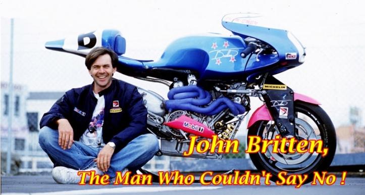 John Britten Main