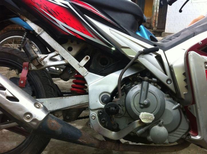 Jupiter MX 150cc DOHC 2