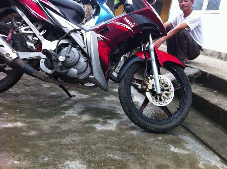 Jupiter MX 150cc DOHC 3