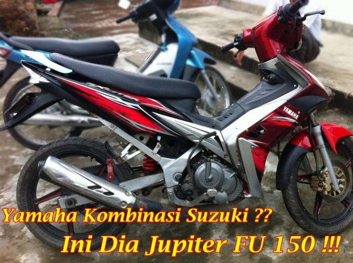 Jupiter MX 150cc DOHC Main