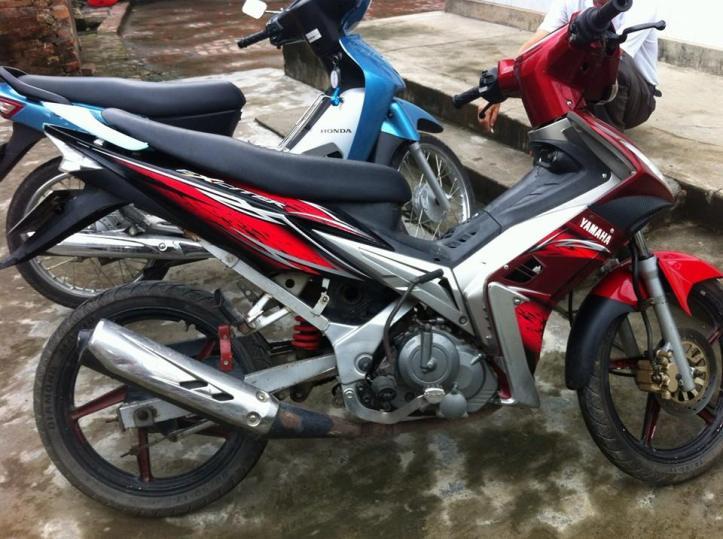Jupiter MX 150cc DOHC