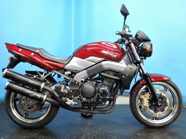 Kawasaki Xanthus ZR400 4
