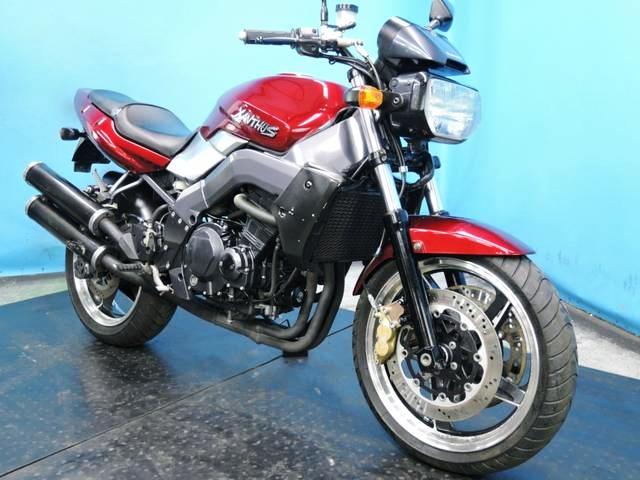 Kawasaki Xanthus ZR400 6