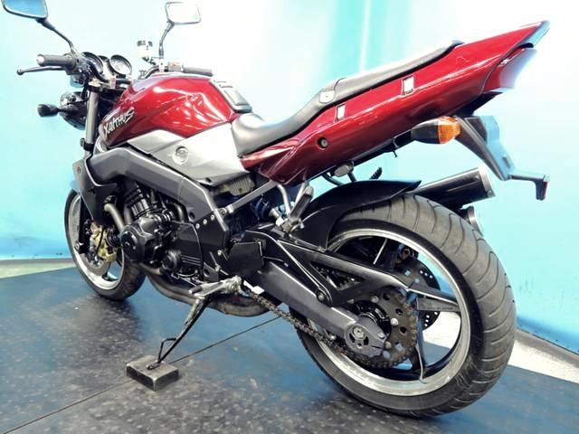 Kawasaki Xanthus ZR400 8