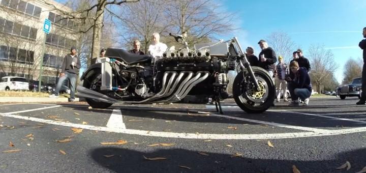 Lamborghini Motorcycle V12 6