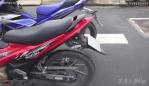 MX King & Satria FU 150 10