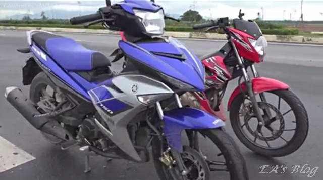 MX King & Satria FU 150 4