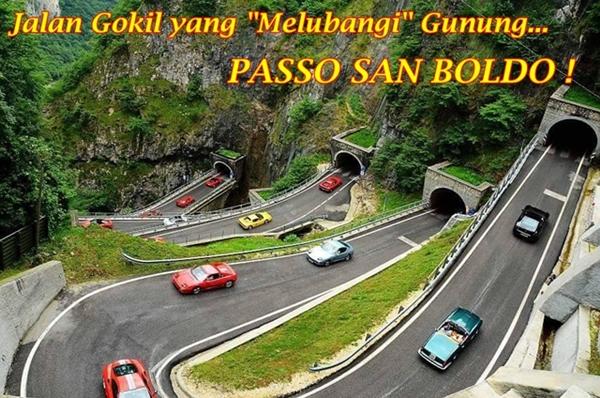 Passo San Boldo Main