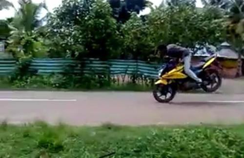 Stunt di Jalanan Umum 3
