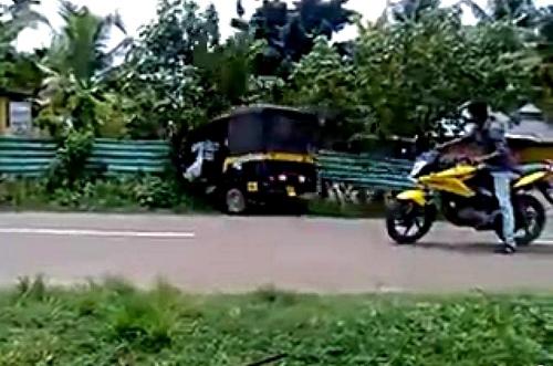Stunt di Jalanan Umum 4