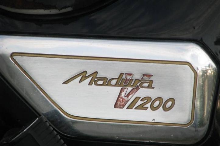 Suzuki Madura 6