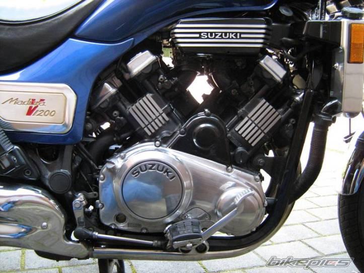 Suzuki Madura Engine