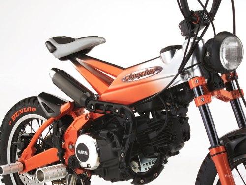 Yamaha Chivicker 4