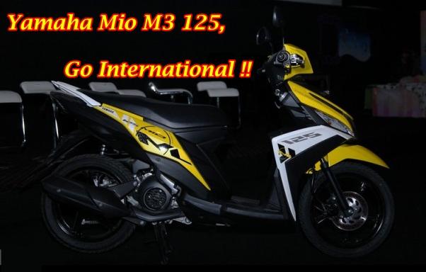 Yamaha Mio M3 125 Blue core 7
