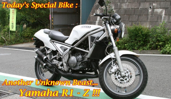Yamaha R1-Z 11