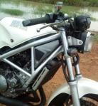 Yamaha R1-Z Frame