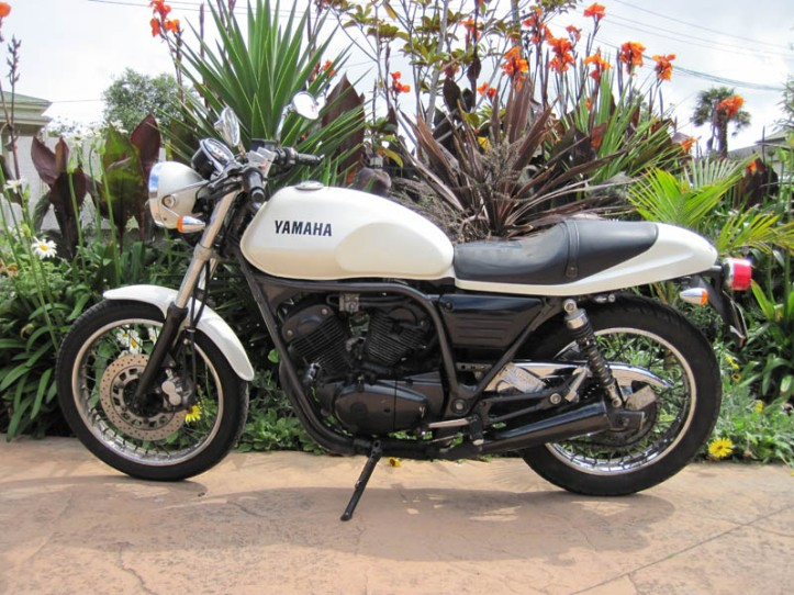 Yamaha SRV 250 Renaissa 3