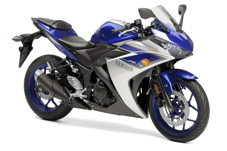 Yamaha YZF R3 4