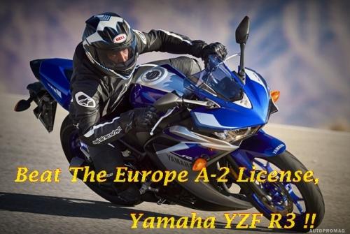 Yamaha YZF R3 8