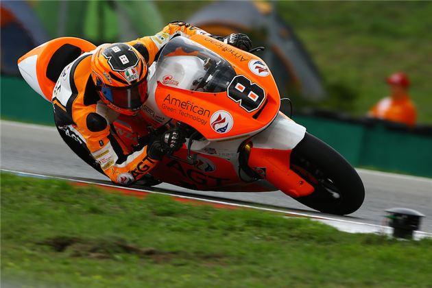 Gino Rea Moto2