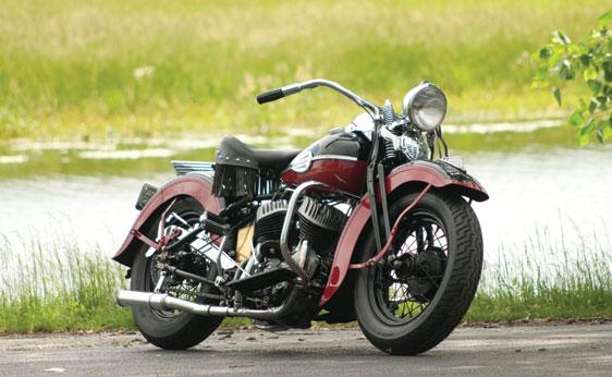 Harley Davidson WL