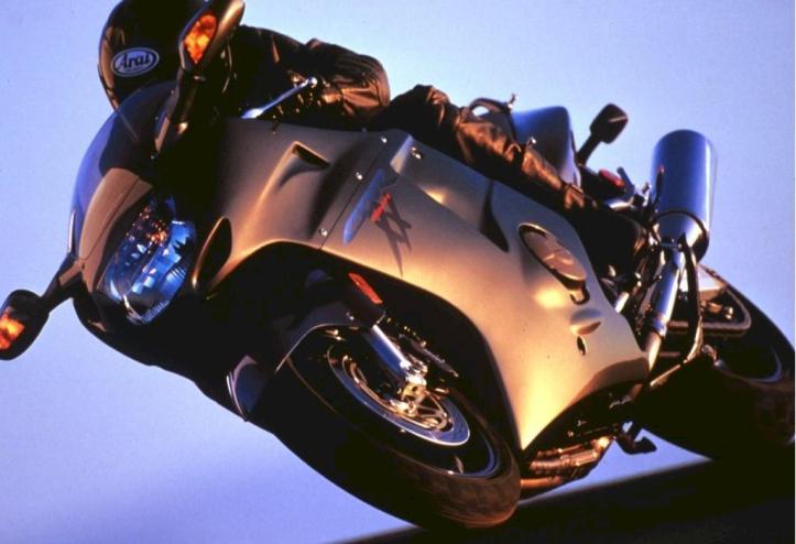 Honda CBR1100XX 7