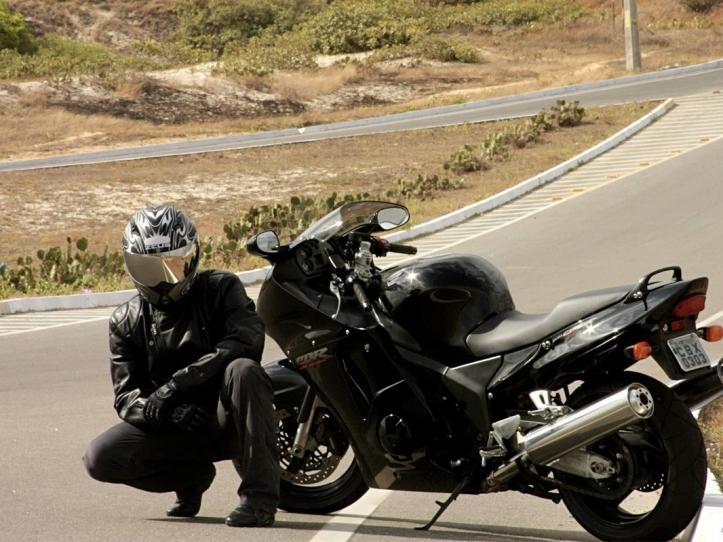 Honda CBR1100XX 8