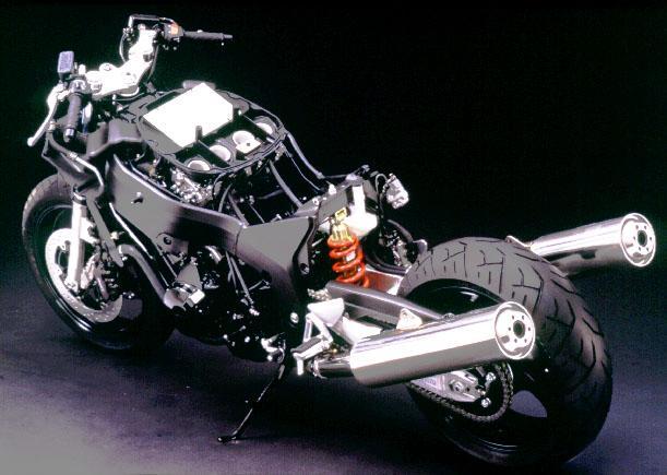 Honda CBR1100XX 9