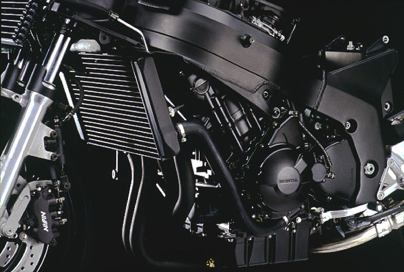 Honda CBR1100XX Engine