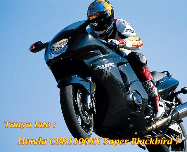 Honda CBR1100XX Main
