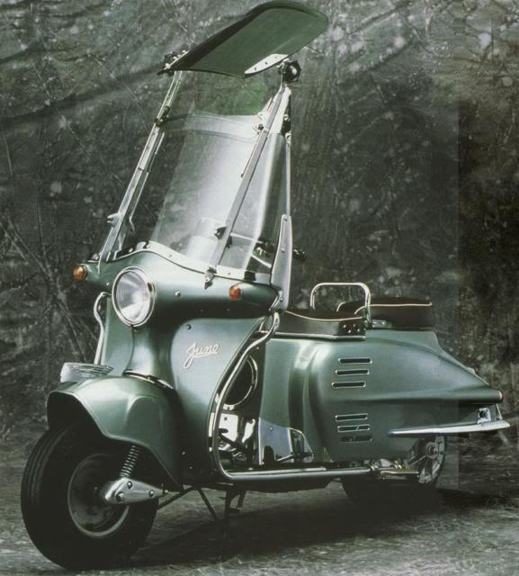 Honda Juno 2