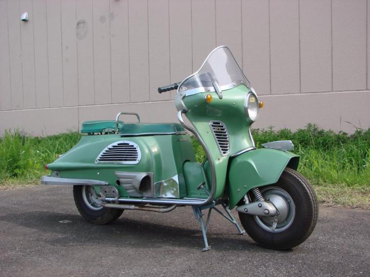 Honda Juno 8