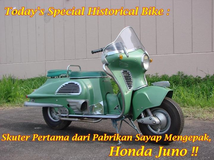 Honda Juno Main