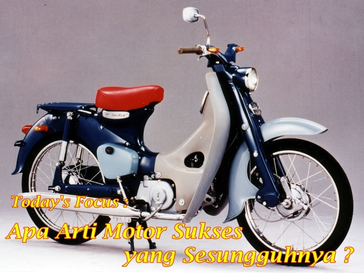 Honda Super Cub Main