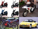 Jenis Honda Beat 2
