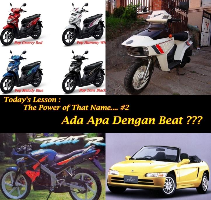 Jenis Honda Beat